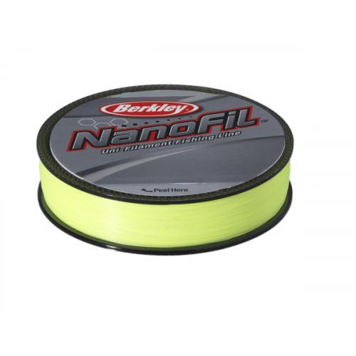 Nanofil 125m/0,10 Hi-Vis Chartreuse