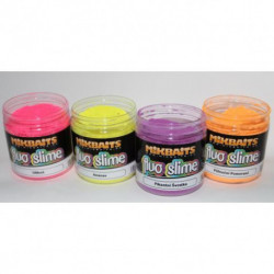 Fluo slime obaľovací dip 100g - Ananás