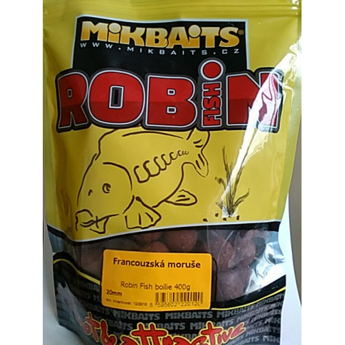 Robin Fish boilies 400g - Maslová hruška 16mm