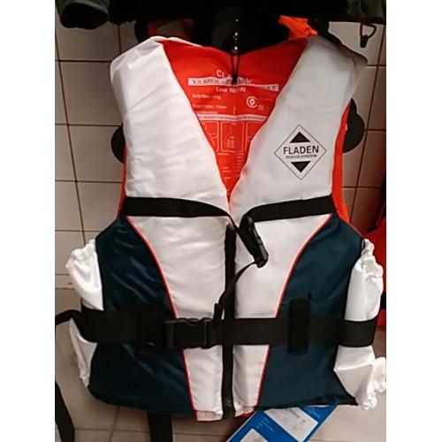 Záchranná vesta - aid Classic white 60 kg+ XL