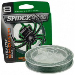 Stealth Smooth 8 Moss Green 0,06mm 150m