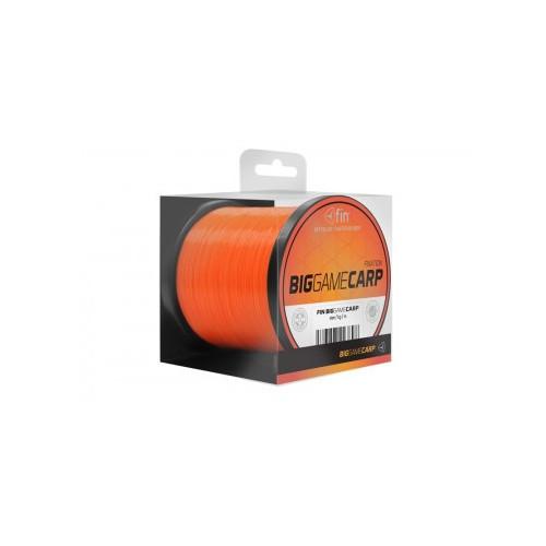 FIN BIG GAME CARP 0,25mm 600m orange