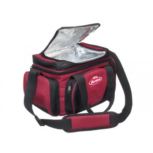 System Bag L red/black 4 boxes