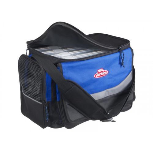 System Bag XL blue/grey/black 4 boxes