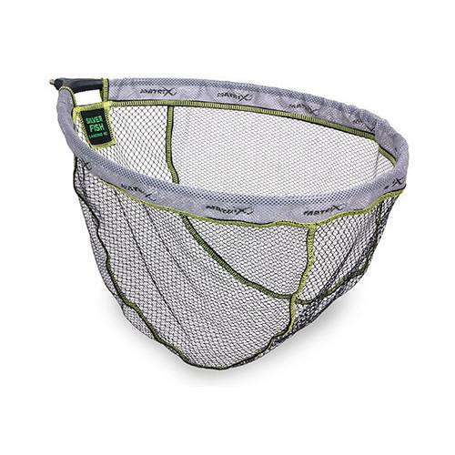 Matrix Silver fish landing net 45x35cm