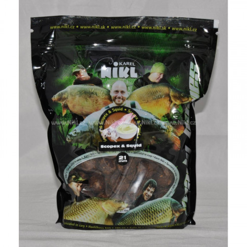 Ready boilies Scopex & Squid 18mm 1kg