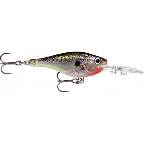 Glass Shad Rap GSR07GBK