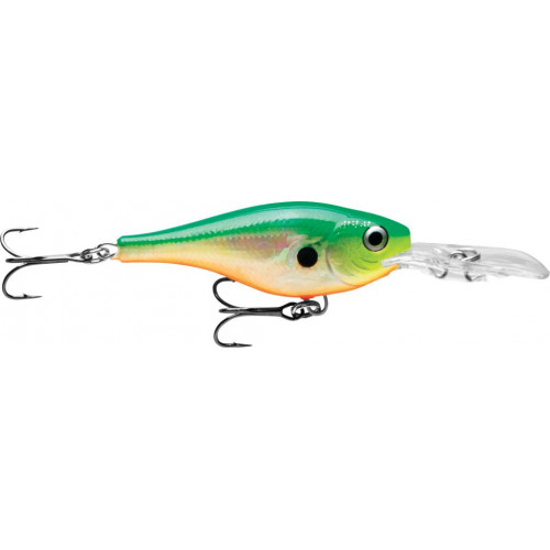 Glass Shad Rap GSR07GCS