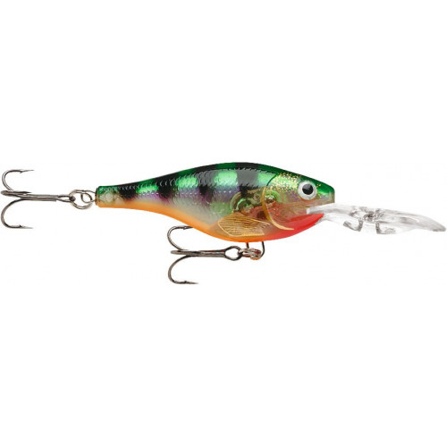 Glass Shad Rap GSR07GP