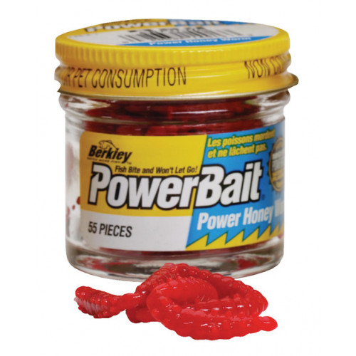 Power honey worm/Red