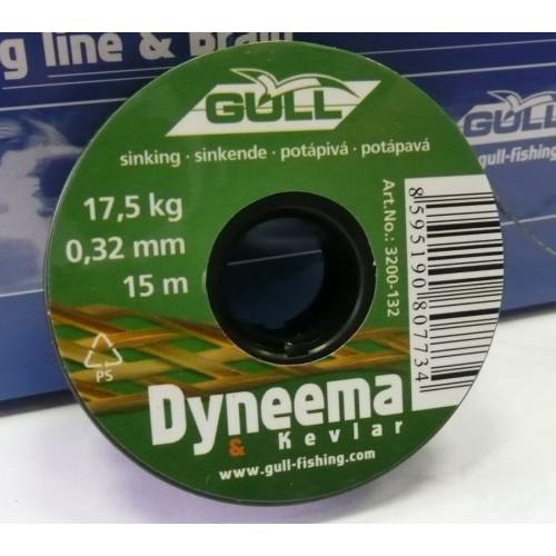 Dyneema & Kevlar 0,19mm