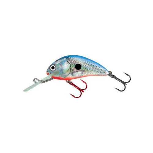 Hornet Floating 4cm Silver Blue Shad