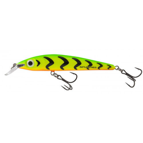 Rattlin´ Sting 9cm Green Tiger RS9