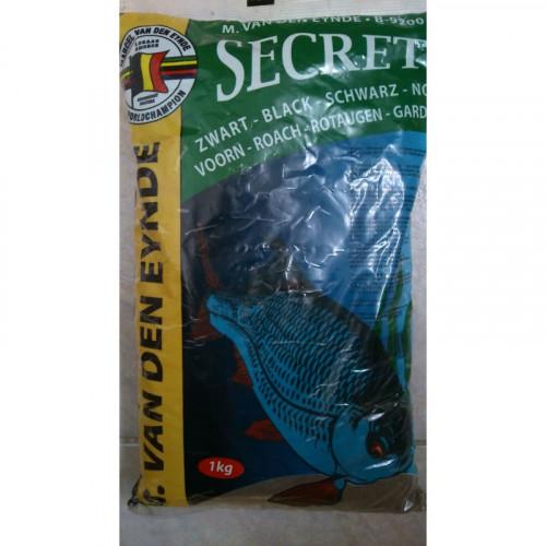 Secret čierne 1kg
