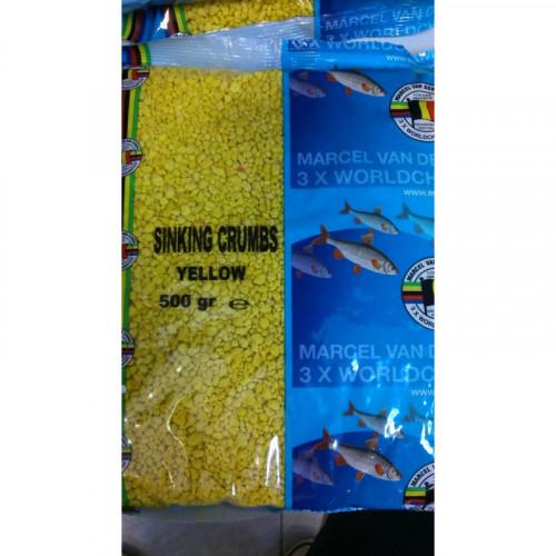 Anglické vločky potápavé žlté 500g