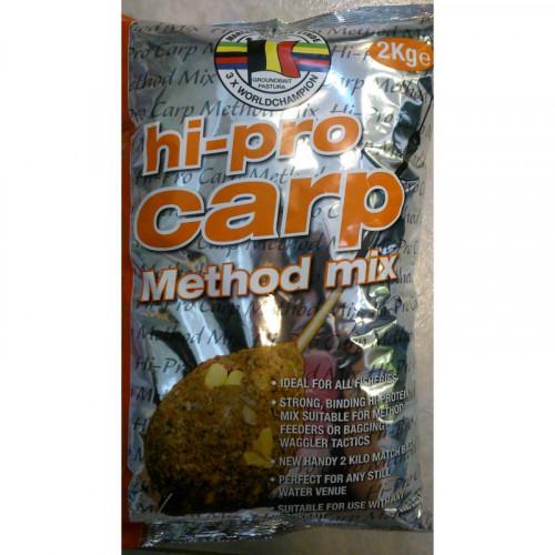 Krmivo Hi-Pro Carp method mix 2kg