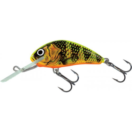 Hornet Floating 4cm Gold Fluoro Perch
