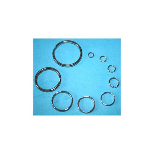 Fladen Split Rings 6mm 20ks