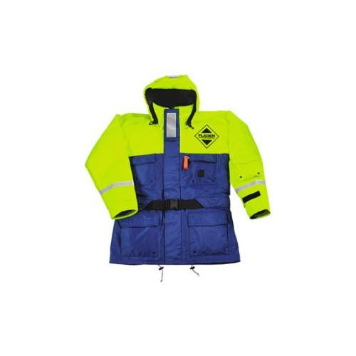 Fladen floatation jacket 846 blue / yellow size XL