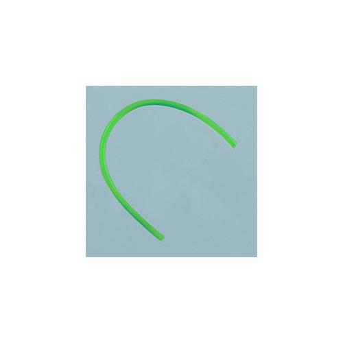 Luminous tube 7mm 1m green