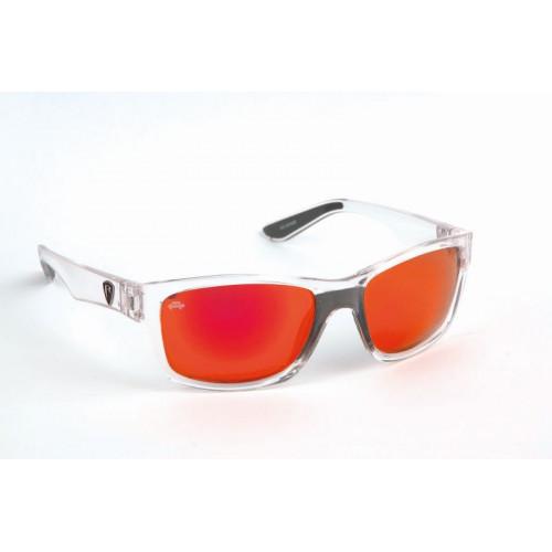 Fox Rage okuliare trans / Mirror Red fiinish / grey lense