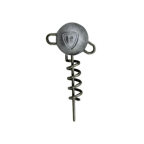 Corkscrew Round Jig Heads 25g