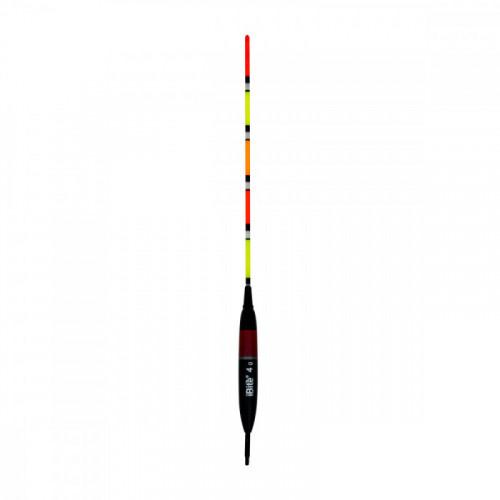 Svietiaci plavák Ibite Cigar Neon Red 5g