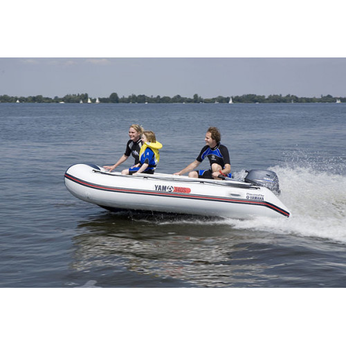 Čln YAMAHA 340 sport + F4BMHS
