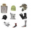 Šiltovky, čiapky, ponožky, rukavice