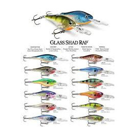 Glass Shad Rap